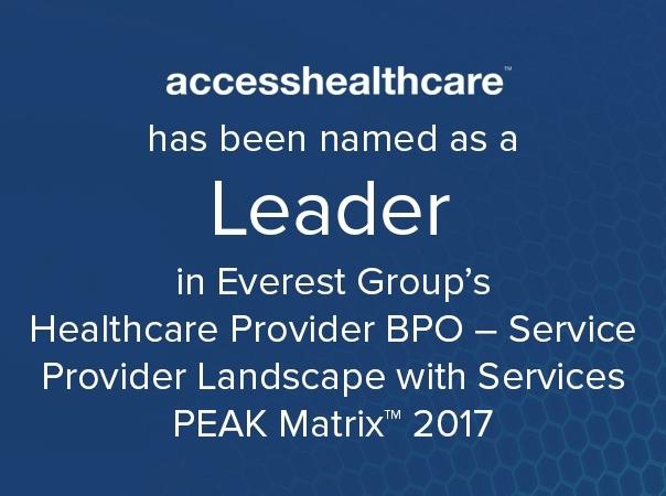 Access_Healthcare_Peak_Matrix