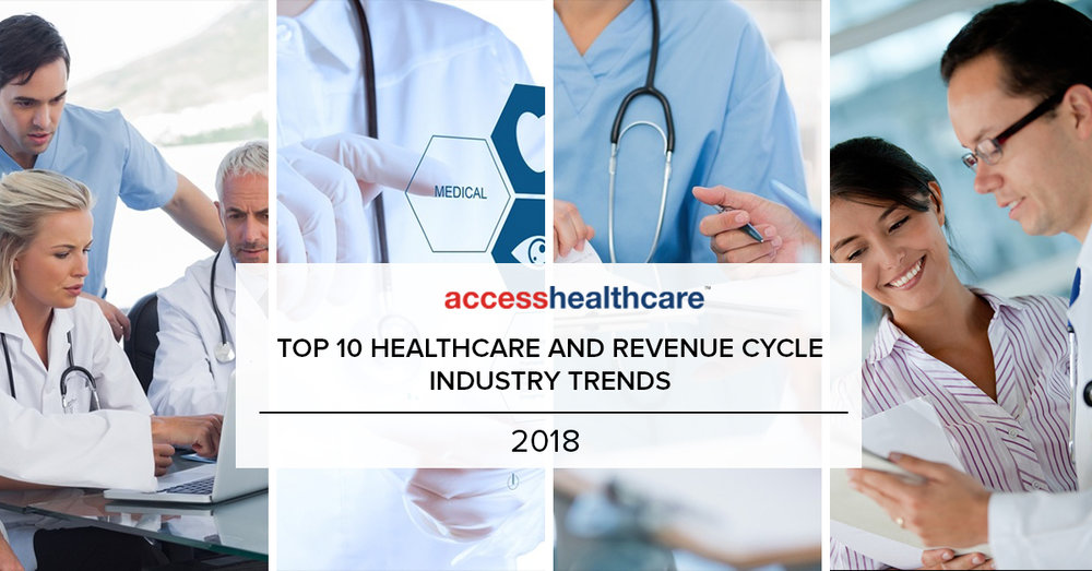 Top Healthcare and Revenue cycle Trends in 2018