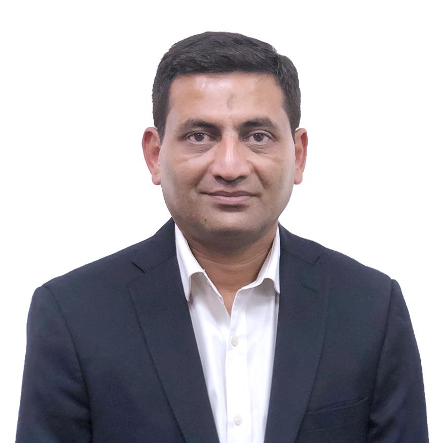 Amitabh Vartak, Chief Operating Officer - Offshore Operations