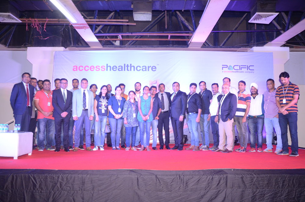Access Healthcare Welcomes Pacific BPO team