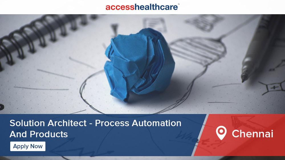 Process Automation-Technology-Chennai