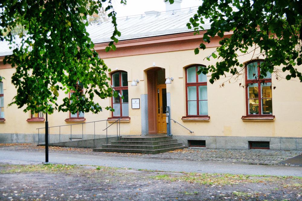 Högstadiet Engelska Skolan Norr copyright Svensk Skolfoto