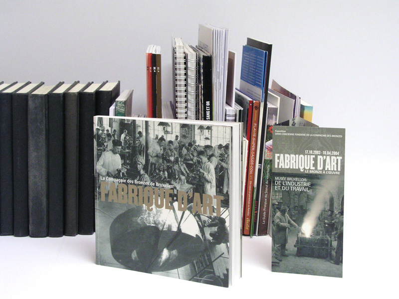 LA FONDERIE / Fabrique d'Art Catalogue / 2004