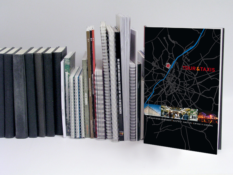 EDITIONS RACINES / Tour&Taxis Historical Book / 2010