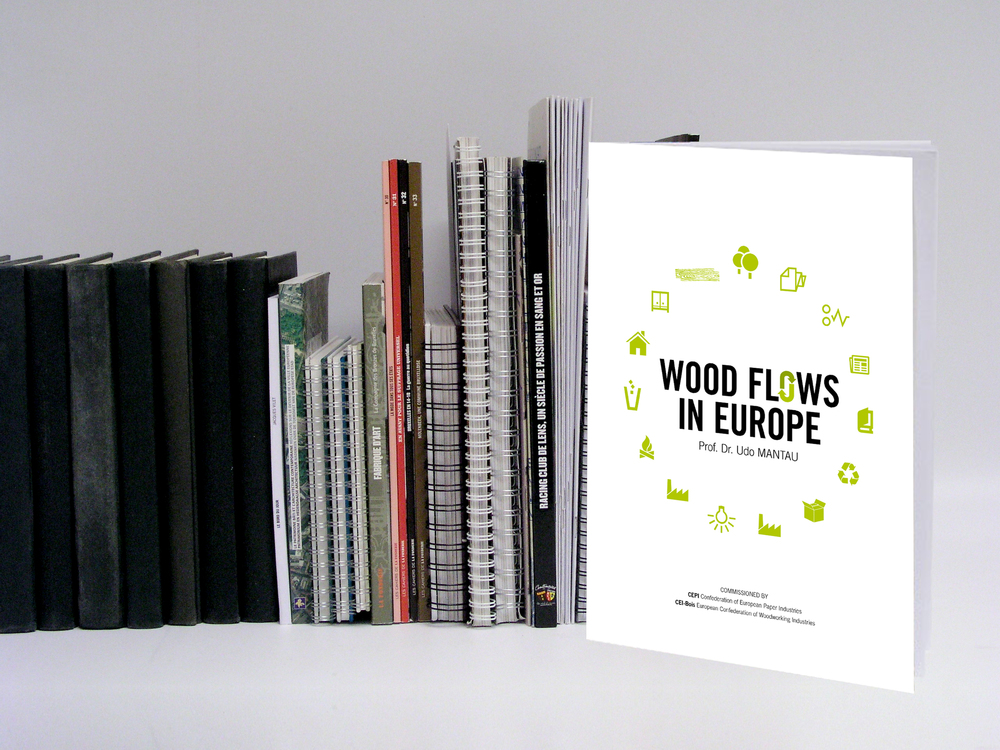 CEPI / Woodflow Brochure / 2012