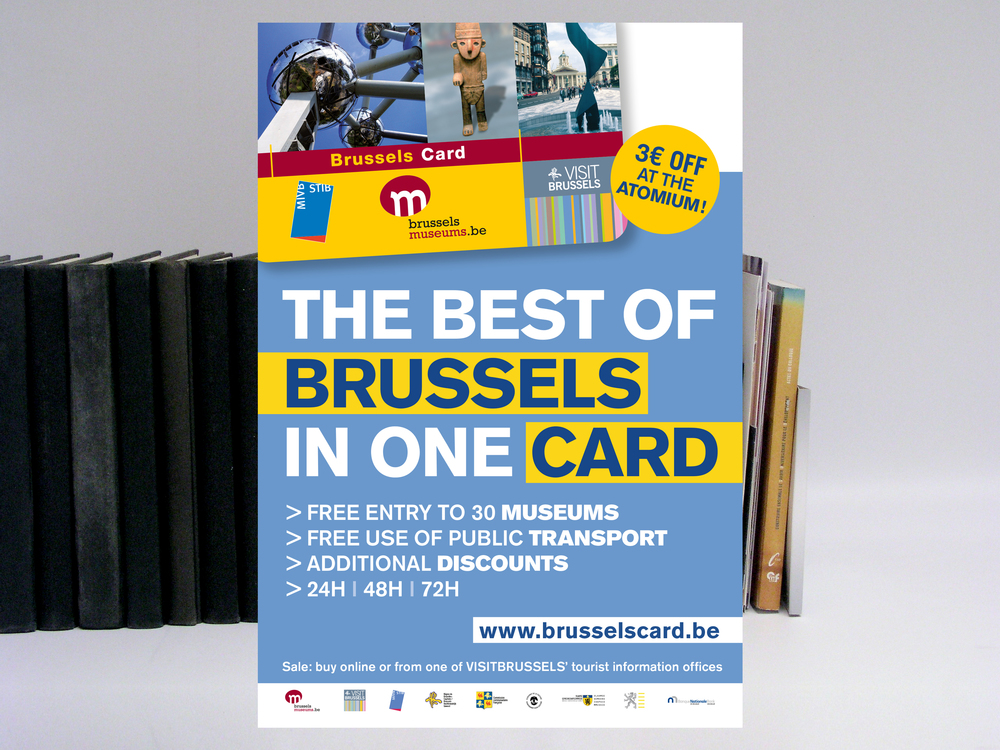 CBM / Brussels Card / 2011