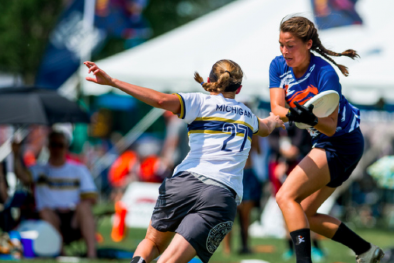 KEILA STRICK - Keila hails from UVA's women's team, Hydra, and started playing for Scandal in 2016. Her on-field talent is only surpassed by her incredibly fun and light-hearted attitude.If you'd like to learn more about Keila's ultimate journey and help in her fundraising efforts for Worlds, please click on the button below.Thanks!
