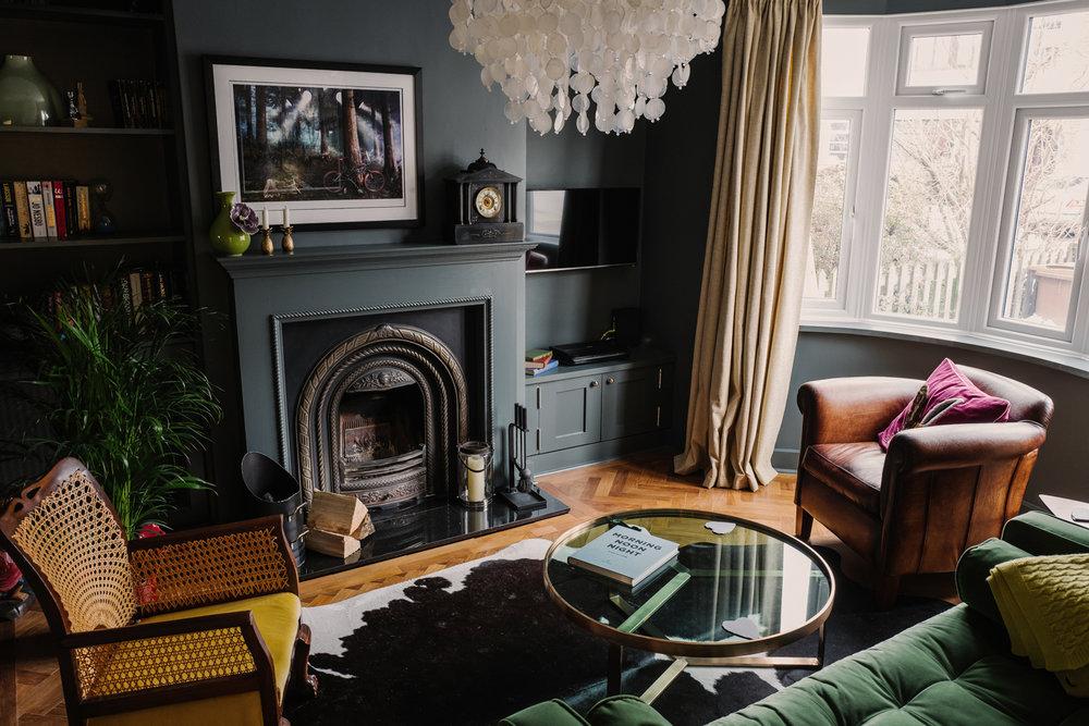 where should the tv go fiona duke interiors