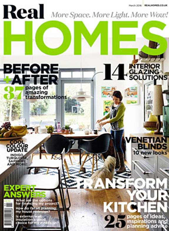Fiona Duke Interiors cover feature