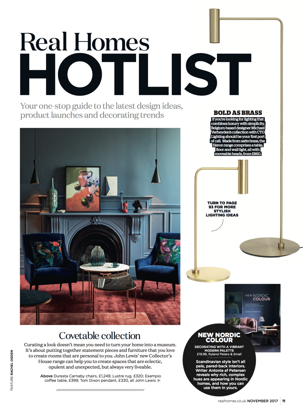 Fiona Duke Interiors on the HOTLIST