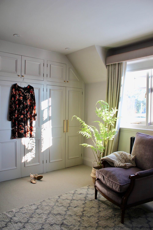 Detached Edwardian - Master bedroom
