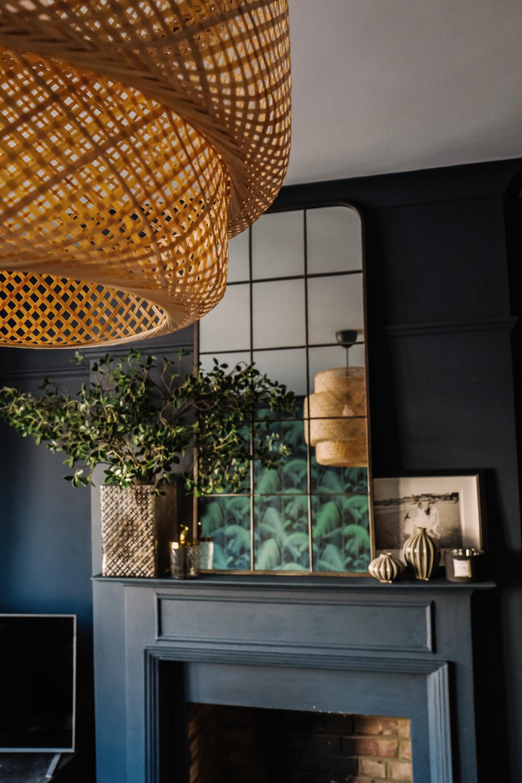 Ikea lampshade