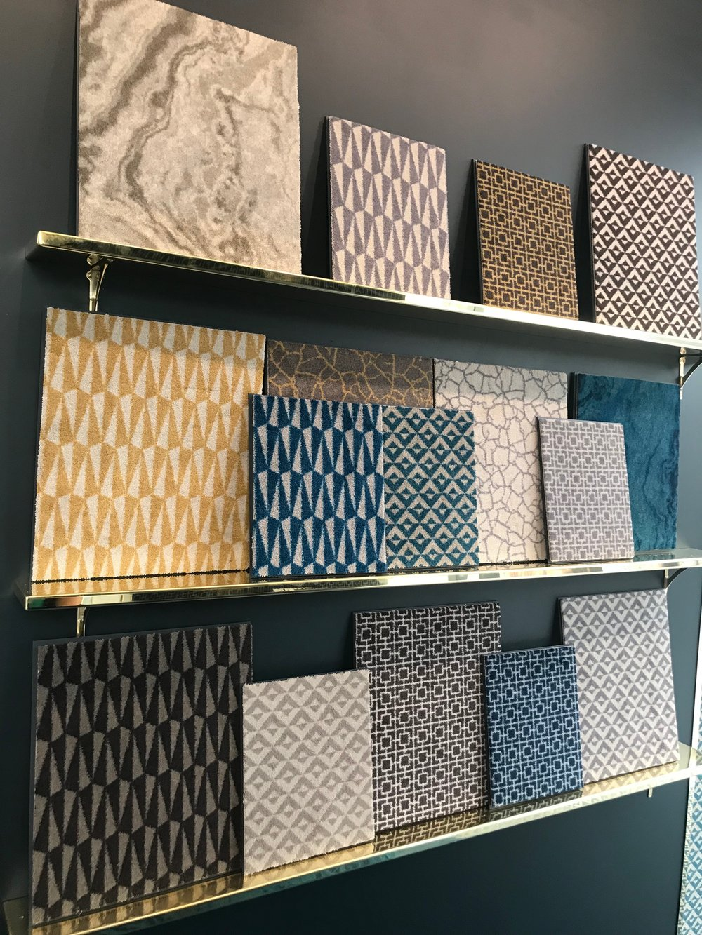 Alternative Flooring X Zoffany