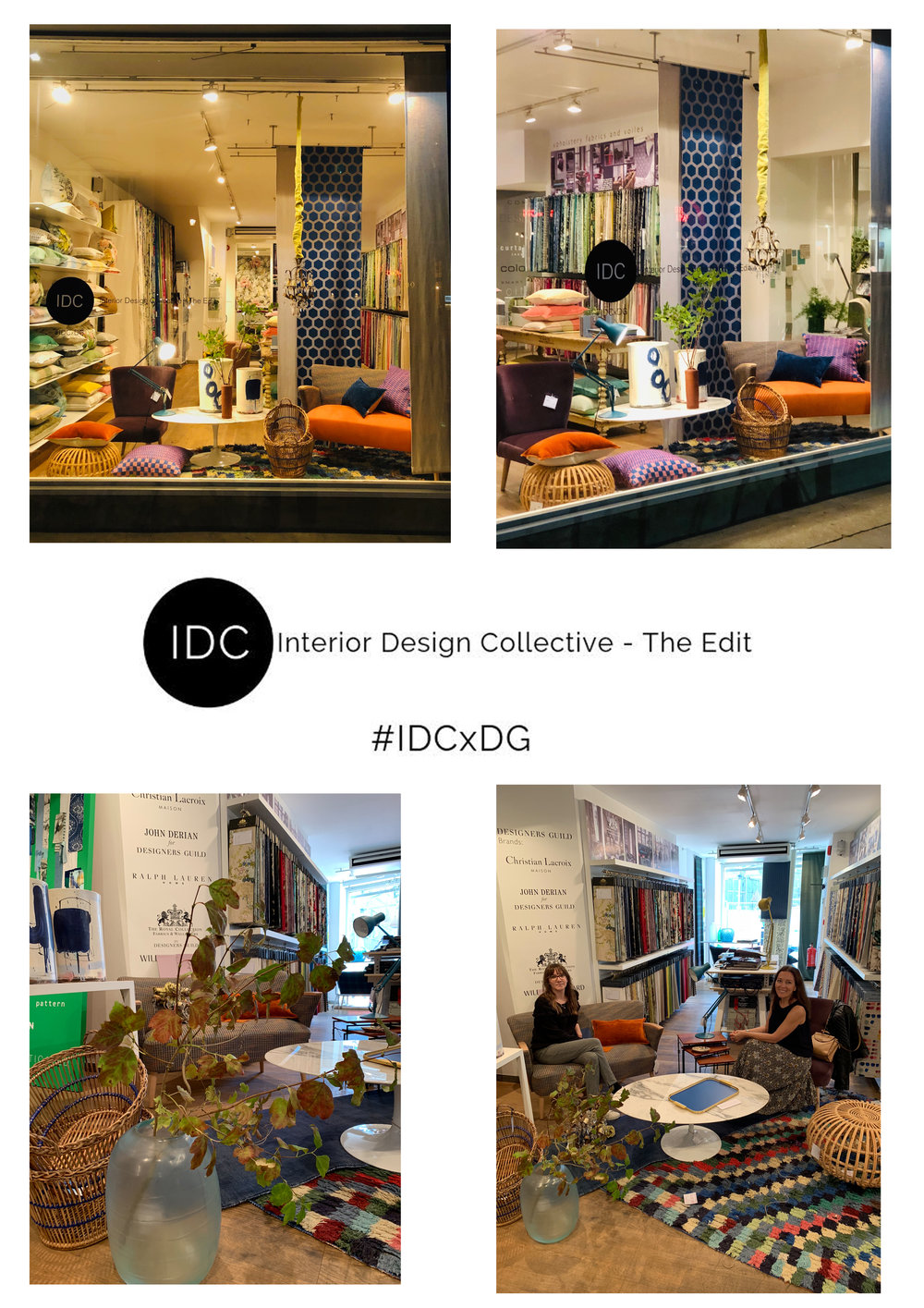 IDC x Designers Guild Edit
