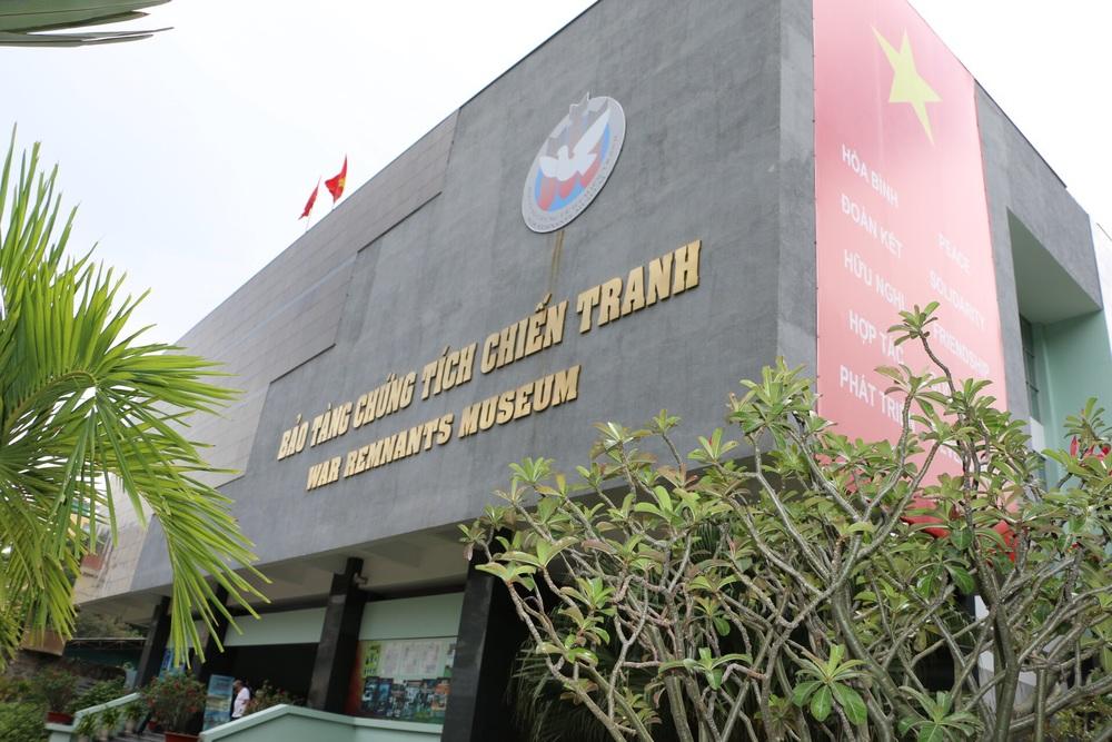 War Remnants Museum - Saigon