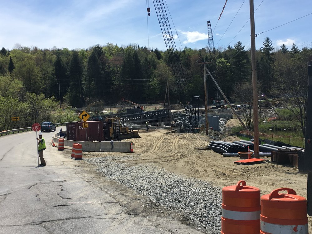 Taking out the Kinks . A bridge replacement project will realign a road in Morristown, taking away some of its curve to meet current road design standards.