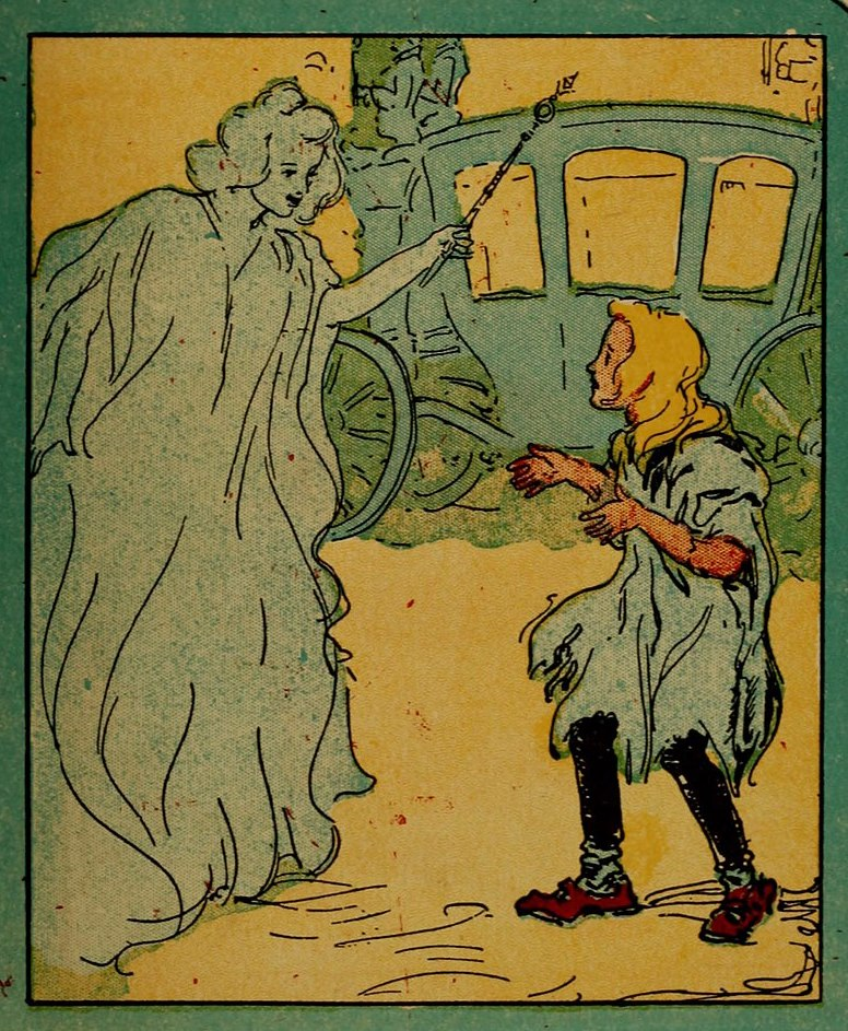Cinderella, or the Glass Slipper, 1908