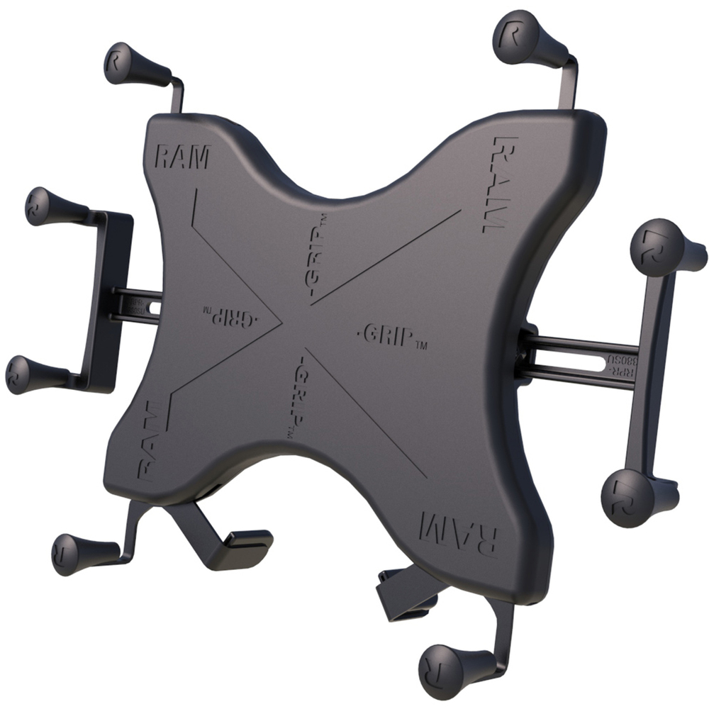 "12"" X-Grip® cradle with additional support arms attached"