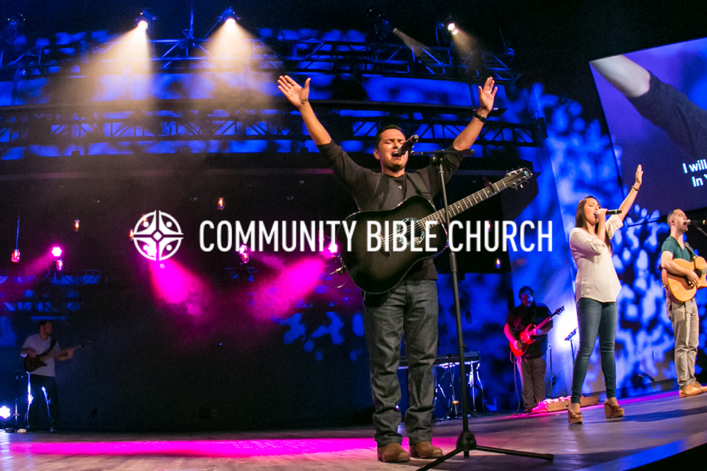 Community Bible Church: Executing a $5 million multi-year, multi-venue project.