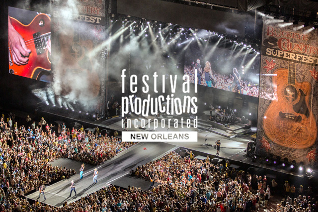 Festival Productions, Inc.: Bringing superfests to life across the country.