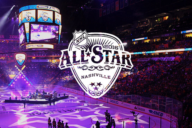 NHL All-Star Weekend: Creating a memorable fan and player experience across five separate locations.