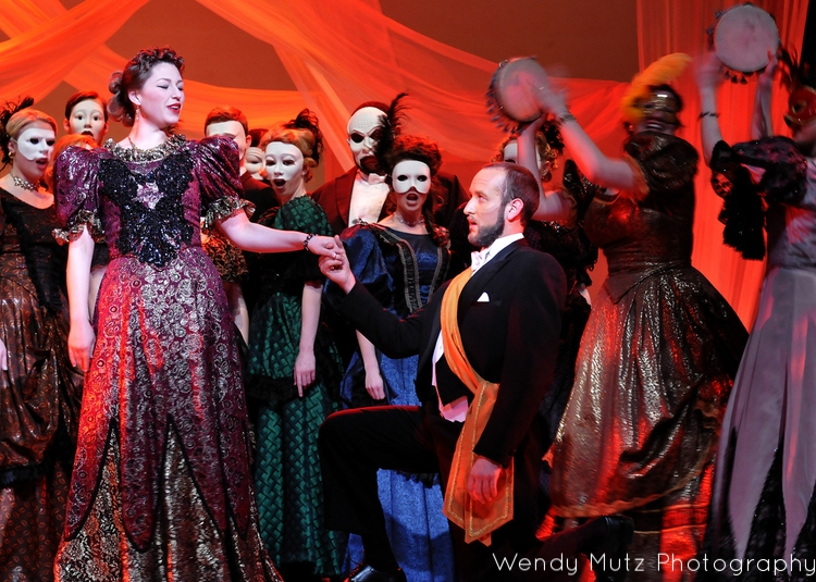 Opera - Bridget's professional stage credits include Chicago Folks Operetta (Tangolita, Ball at the Savoy), Chicago Fringe Opera (Austin, The Great God Pan, world premiere), Pittsburgh Festival Opera (Charlotte/A Little Night Music; Darlène/Night Caps International, world premiere), and /kor/ productions (Quickly/Falstaff).  She holds a BM and MM from Oklahoma City University, where she sang Flora/La Traviata, Prince Orlofsky/Die Fledermaus, and Secretary/The Consul.