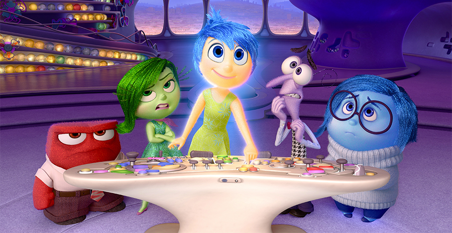 Disney Pixar's Inside Out/.