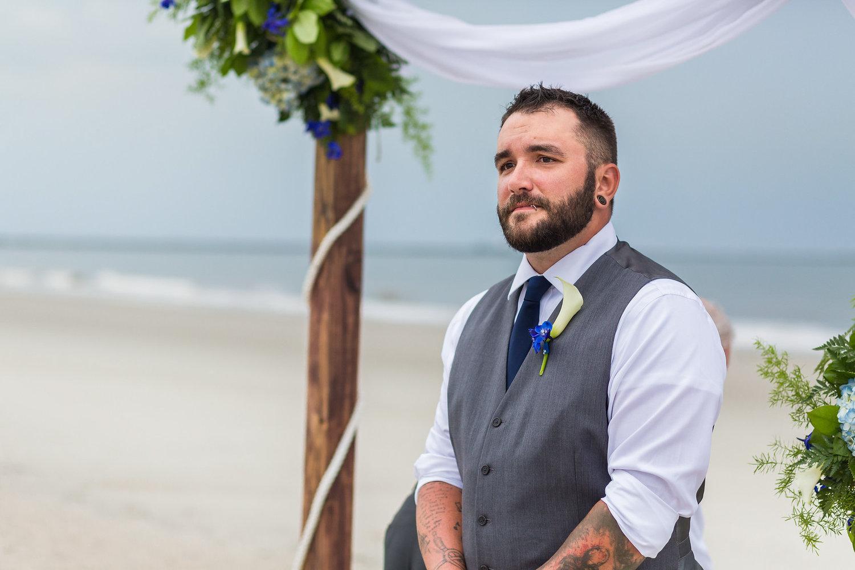 Josh + Olivia | Atlantic Beach Wedding Photographer — Adam Szarmack ...