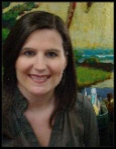 Kristina Burrow Woodruff    MA, LPAT, ATR-BC