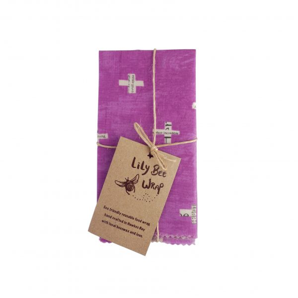 Lily Bee Beeswax Wrap
