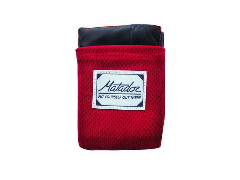 10.) Matador Pocket Blanket - We always carry two of these with us and utilise them for preparing food, protecting our gear from dewy grass and often as a ground sheet for our tent.