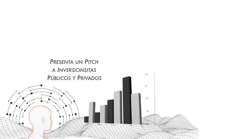 Presenta ante inversionistas para invitarlos a participar de una EBT, Desarrollo Tecnológico o Licenciamiento.