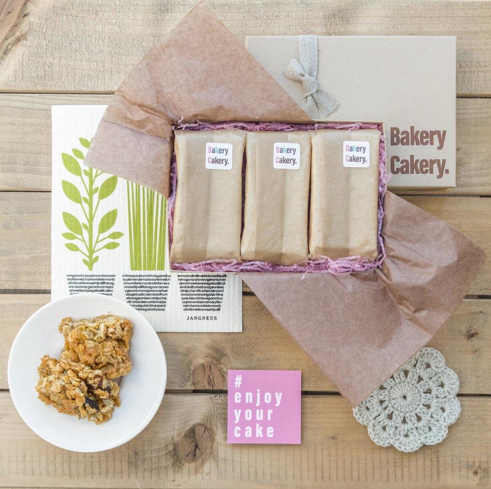 Bakery Cakery | Subscription Cake Box | cake&cake
