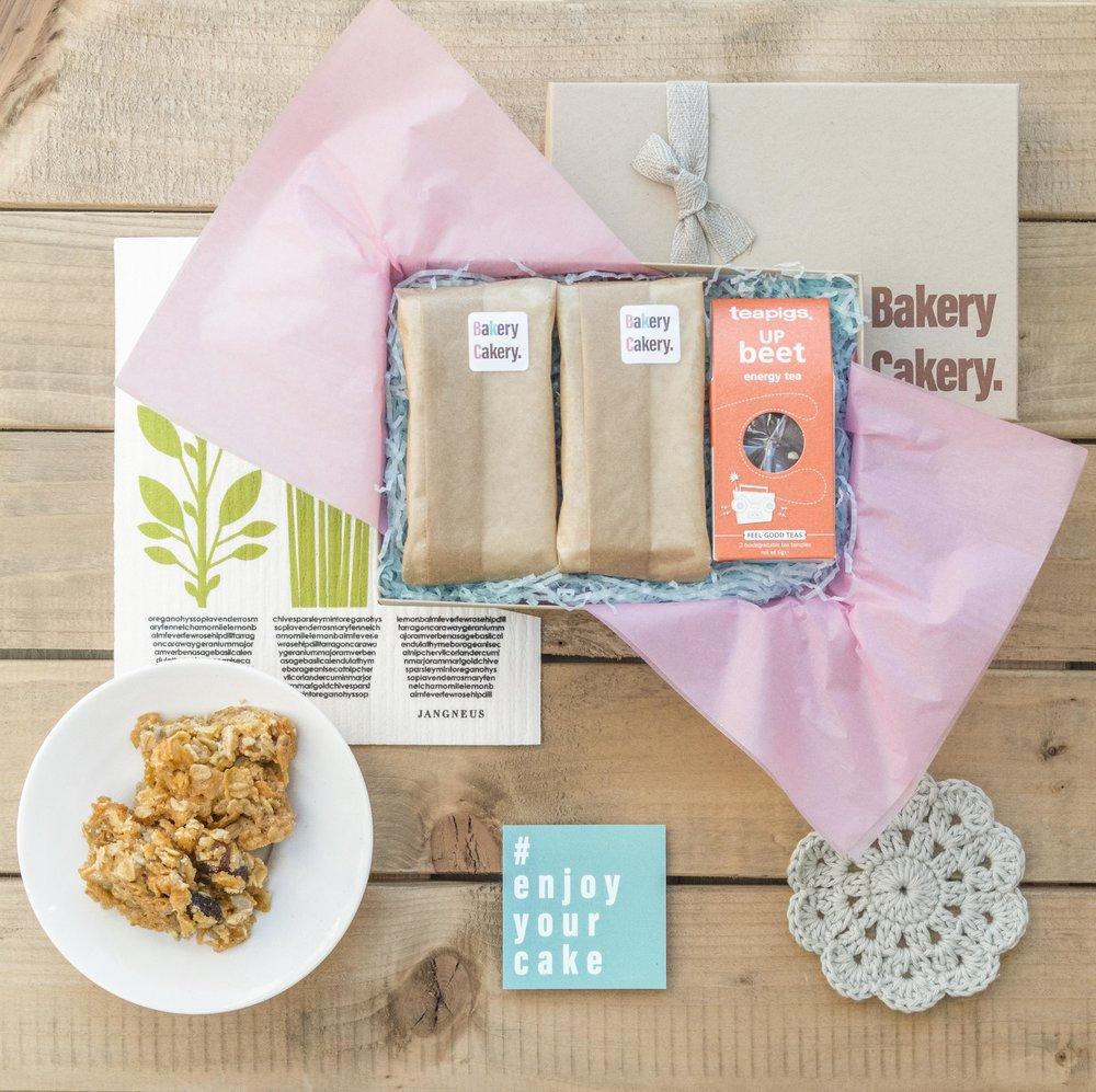 Bakery Cakery | Subscription Cake Box | tea&cake