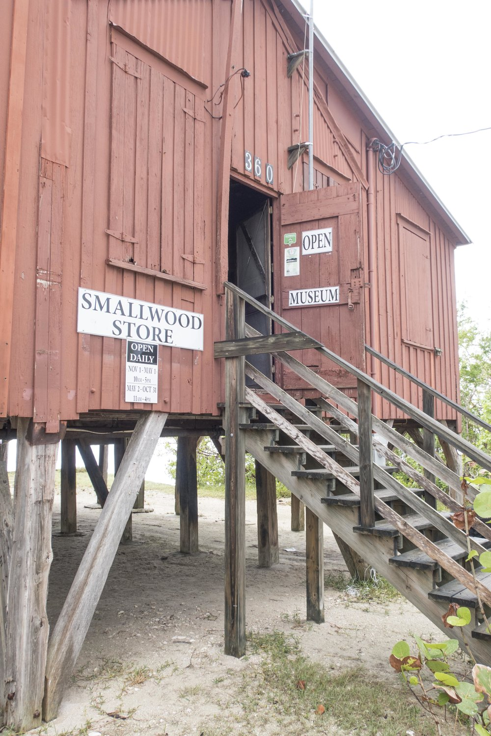smallwood store - a time capsule of Florida pioneer history