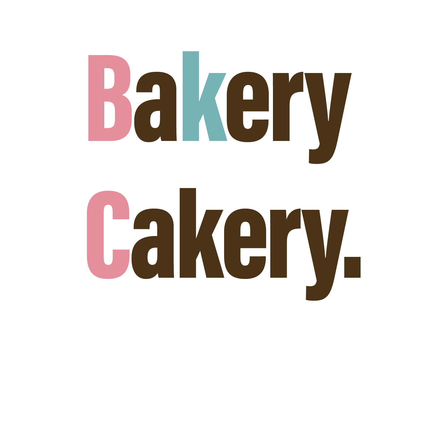 Bakery Cakery. | the organic monthly cake box