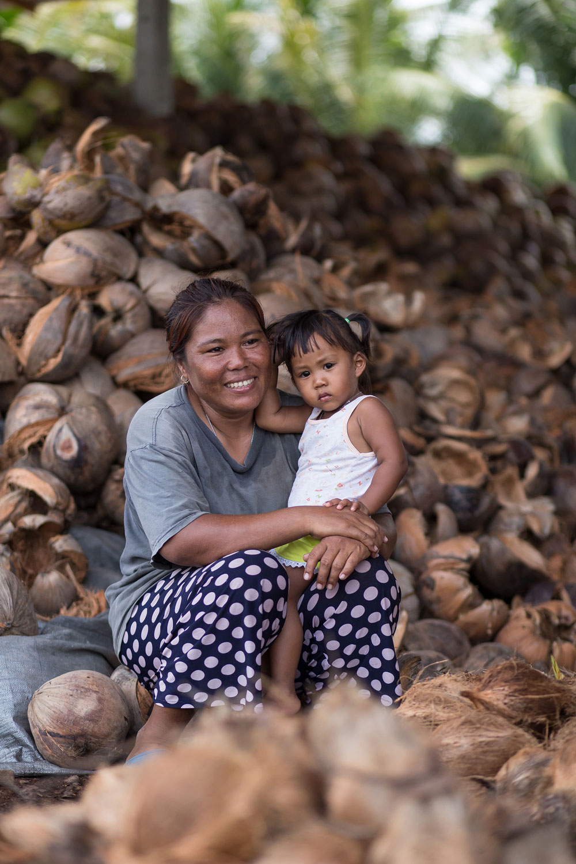 Herb Hero coconut family