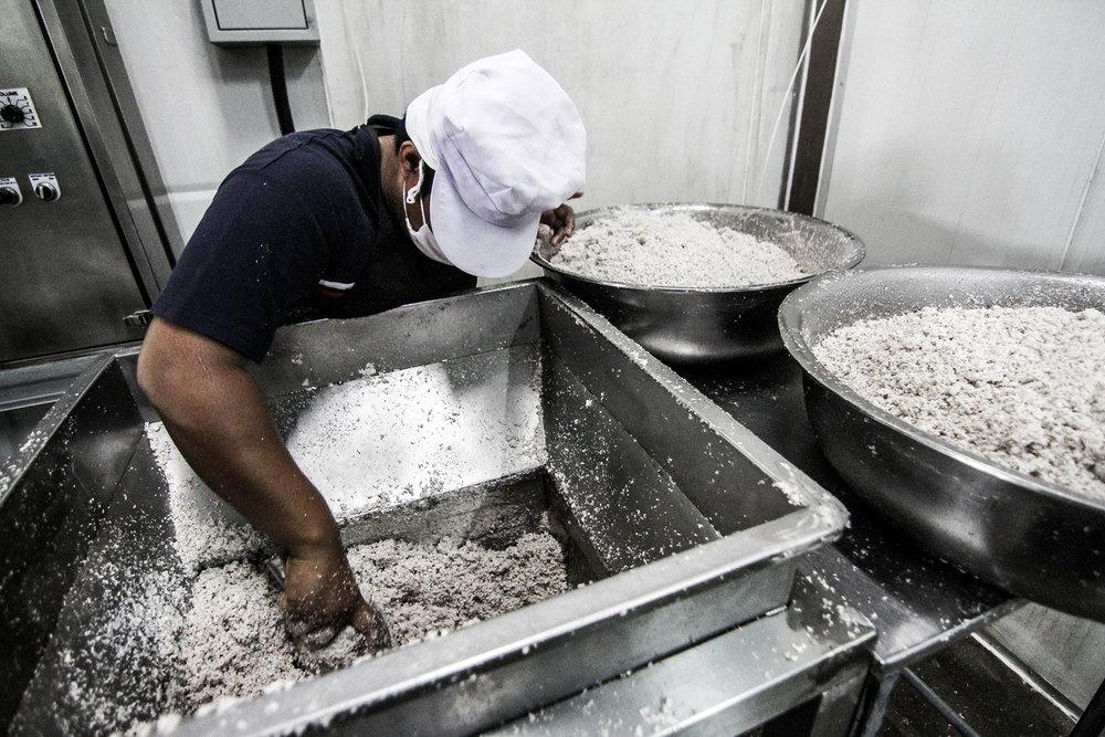 Herb Hero Coconut oil processing
