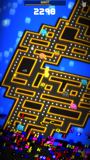It's a bird! It's a plane! No! It's SUPER PAC-MAN!!!!!