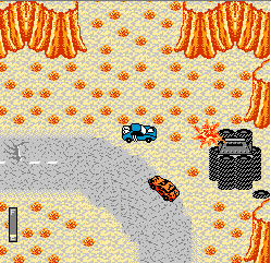 Let's just forget about this okay? (Mad Max, NES 1985)