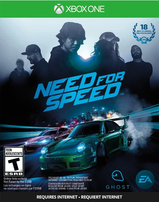 Buy Need for Speed on Amazon.com