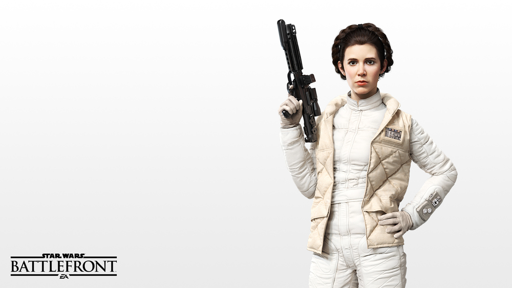 The new Princess Leia Endor outfit is finally here!