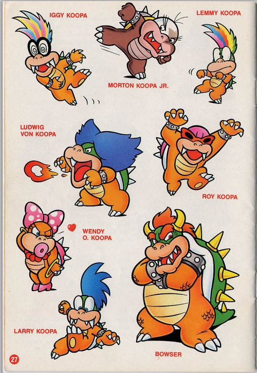 The Koopa Kids are back and have a few new tricks up their shells!