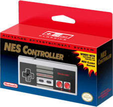 Official NES Mini Controller