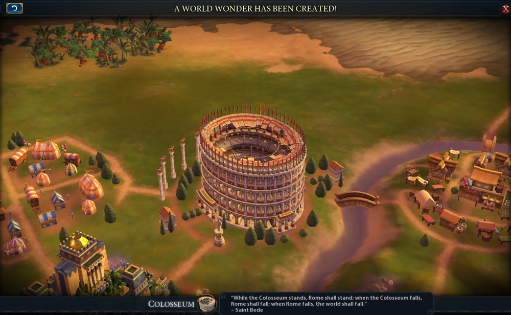 Building wonders in Civilization Vi feels like an epic achievement, which it is!
