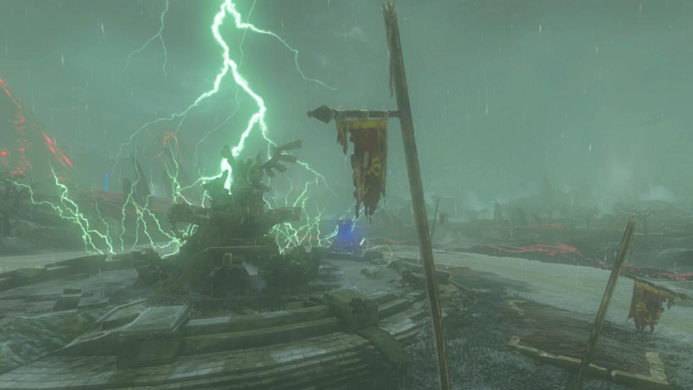 Calamity Ganon has ravaged Hyrule.