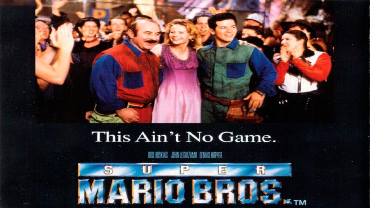 Cj Gets Mean Aka Film Friday Super Mario Bros Gamingwithswag