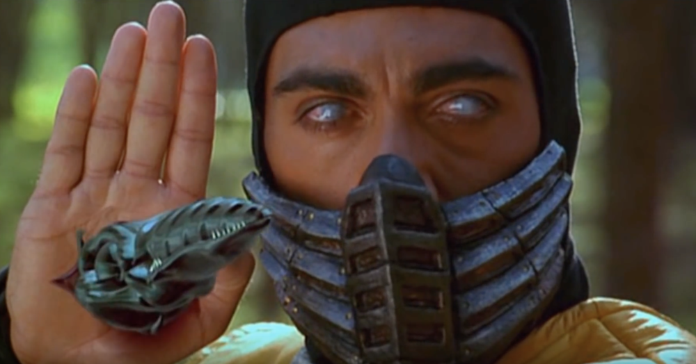 The adaptation of the fighters in Mortal Kombat is faithful to the video game.