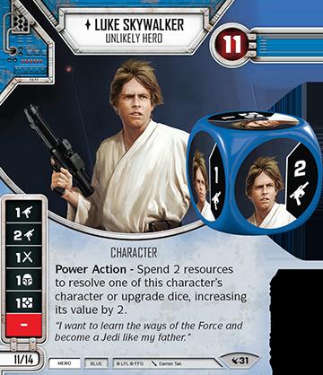 Legacies Starter Luke