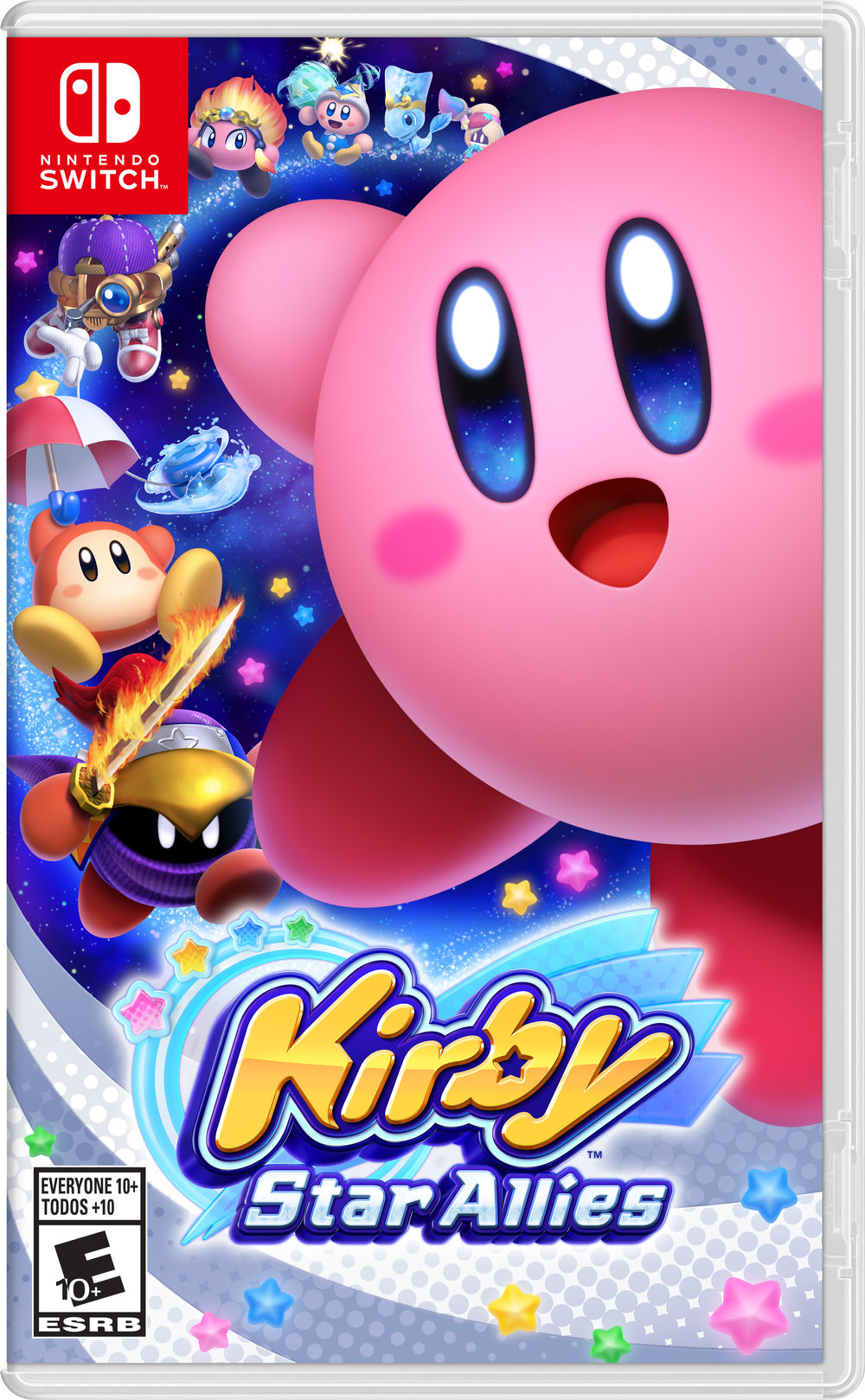 Click Here to order Kirby Star Allies